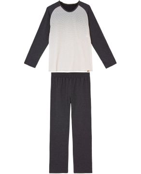 Pijama-Masculino-Recco-Moletinho-Flanelado-Raglan
