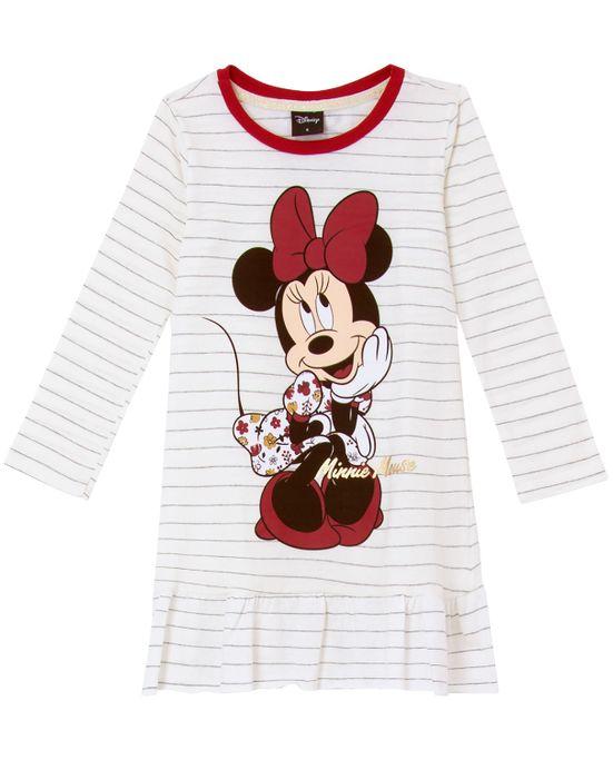 Camisola-Infantil-Minnie-Disney-Listras-Babado