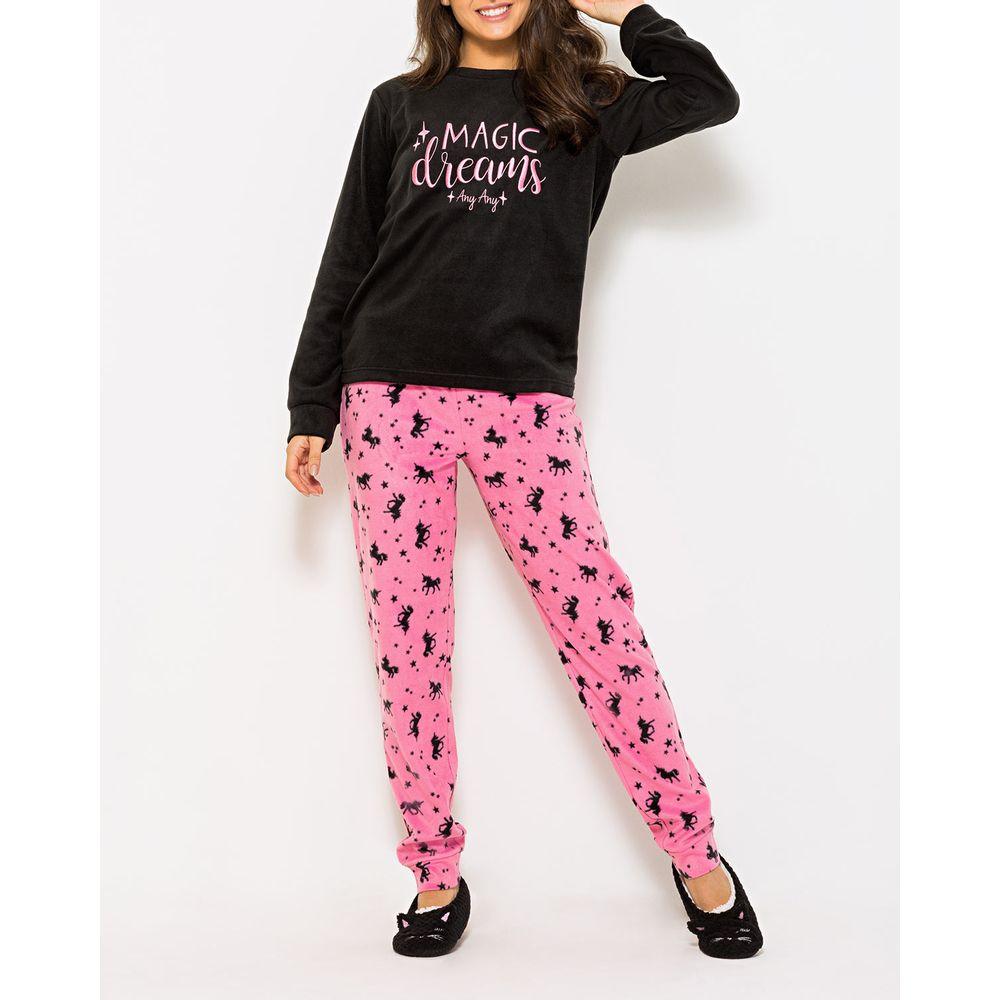 Pijama-Feminino-Any-Any-Soft-Magic-Calca-Unicornio