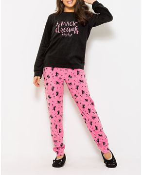 Pijama-Feminino-Any-Any-Soft-Magic-Calca-Unicornio