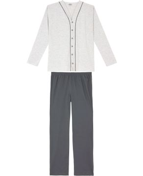 Pijama-Longo-Masculino-Aberto-Toque-Algodao