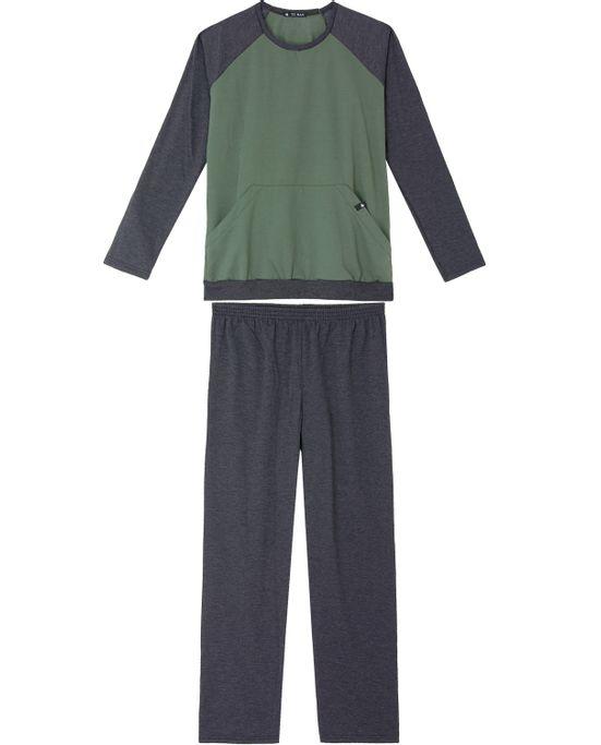Pijama-Masculino-Toque-Moletinho-Flanelado-Bolso