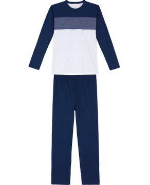 Pijama-Masculino-Longo-Toque-Algodao-Recortes