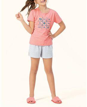 Pijama-Infantil-Feminino-Lua-Encantada-Algodao-Family