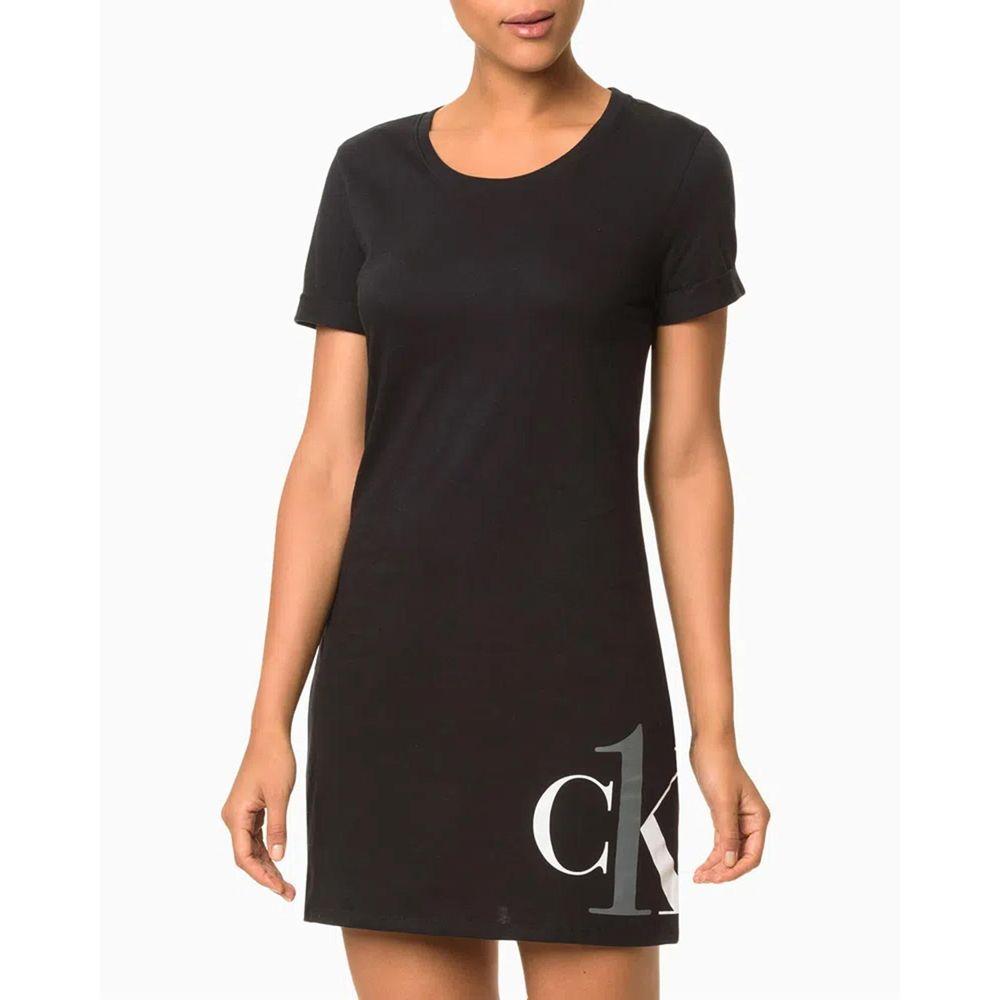 Camisola-Curta-Calvin-Klein-Algodao-Logo-CK-One