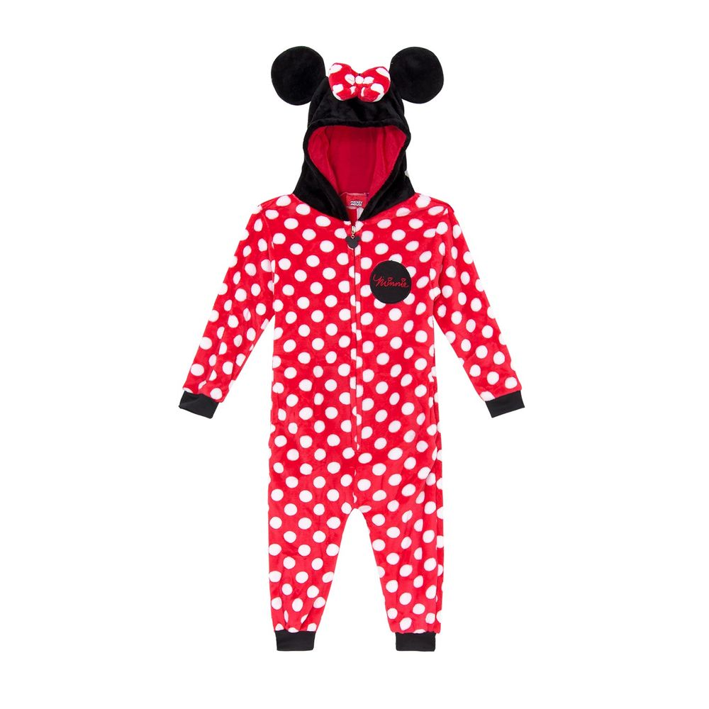 Pijama-Fantasia-Infantil-Minnie-Kigurumi-Zona-Criativa