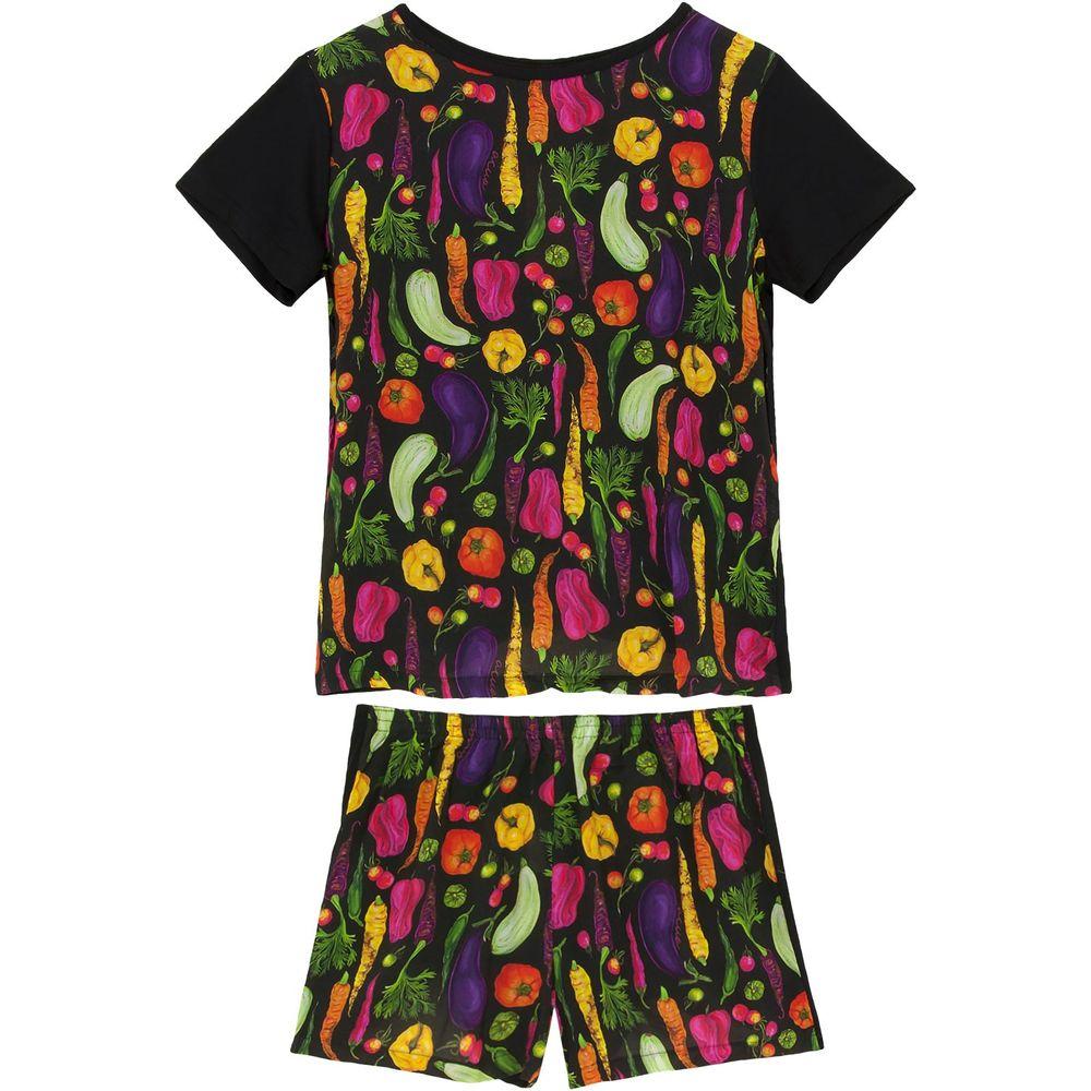 Pijama-Curto-Feminino-Acuo-Viscose-Legumes