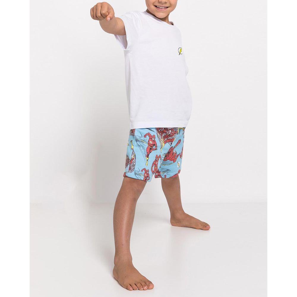 Pijama-Infantil-Masculino-Acuo-Algodao-The-Flash