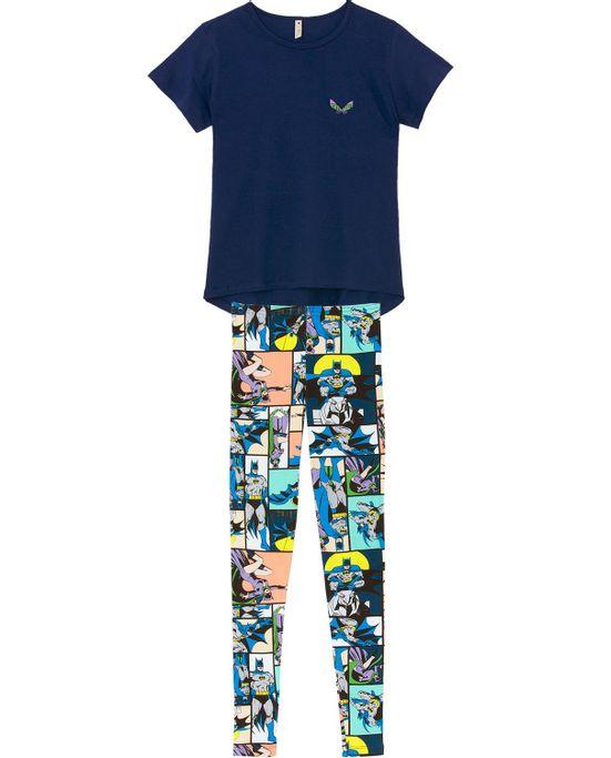 Pijama-Legging-Ribana-Acuo-Manga-Curta-Batman