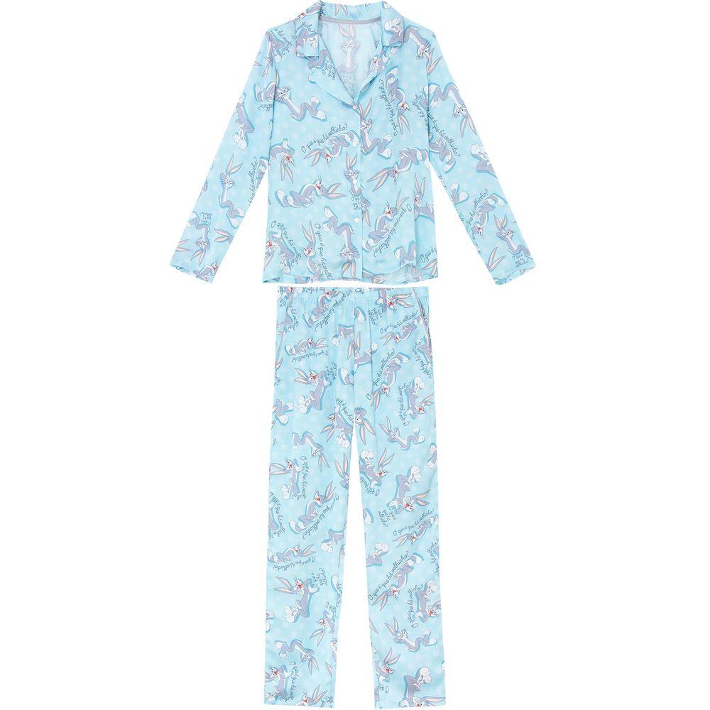 Pijama-Feminino-Aberto-Acuo-Cetim-Pernalonga
