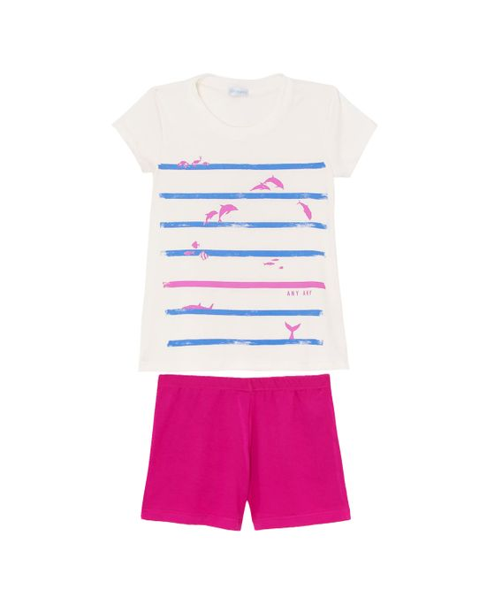 Pijama-Infantil-Feminino-Any-Any-Visco-Premium-Golfinhos