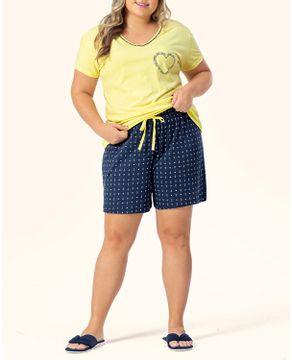 Pijama-Plus-Size-Feminino-Lua-Encantada-Coracao