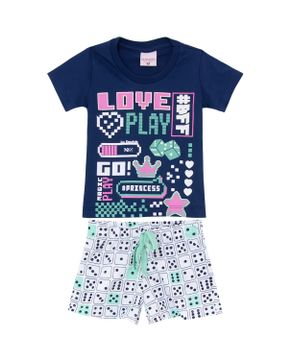 Pijama-Infantil-Feminino-Lua-Encantada-Algodao-Games