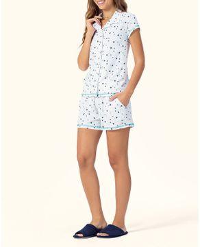 Pijama-Aberto-Feminino-Lua-Encantada-Algodao-Estrelas
