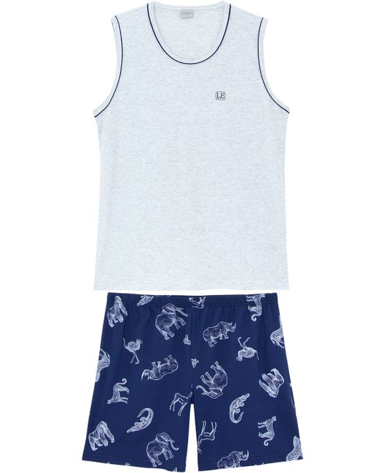 Pijama-Masculino-Regata-Lua-Encantada-Algodao-Safari