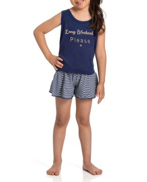 Pijama-Infantil-Feminino-Toque-Viscolycra-Regata-Please