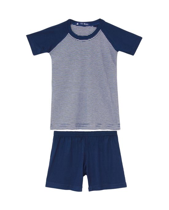 Pijama-Infantil-Masculino-Toque-Viscolycra-Raglan-Listras