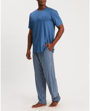 Pijama-Masculino-Recco-Visco-Stretch-Calca-Listras