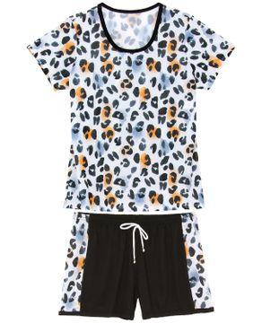 Pijama-Feminino-Recco-Supermicro-Viscolycra-Onca