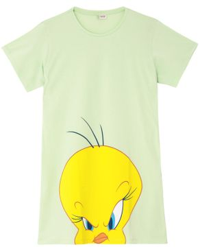 Camisola-Acuo-100--Algodao-Piu-Piu-Looney-Tunes