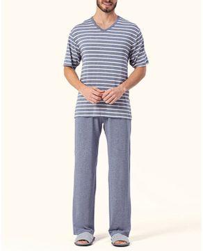 Pijama-Masculino-Calca-Lua-Encantada-Viscolycra-Listras