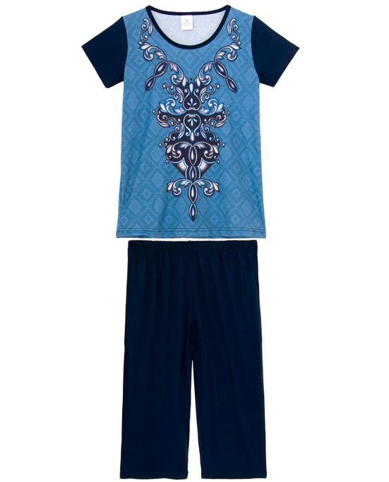 Pijama-Capri-Toque-Poliplex-Viscolycra-Lenco
