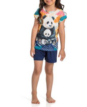Pijama-Infantil-Feminino-Toque-Viscolycra-Pandas