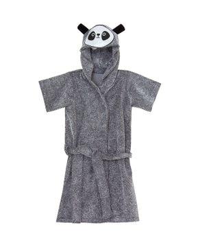 Robe-Infantil-Unisex-Toque-Atoalhado-Panda