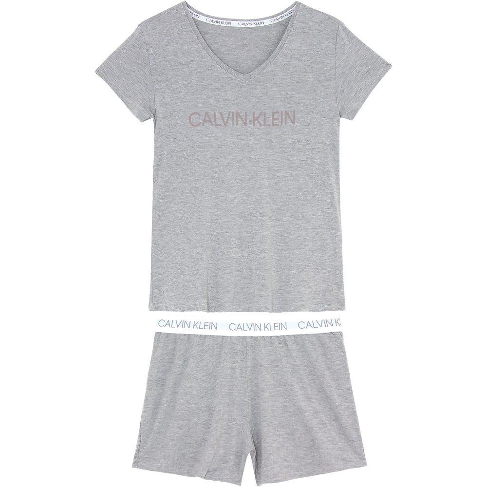 Shortdoll-Calvin-Klein-Viscolycra-Elastico-Logo