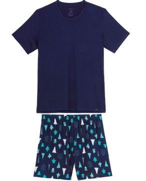Pijama-Masculino-Recco-Viscolycra-Arvores-de-Natal