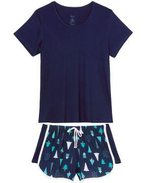 Pijama-Femininoo-Recco-Viscolycra-Arvores-de-Natal