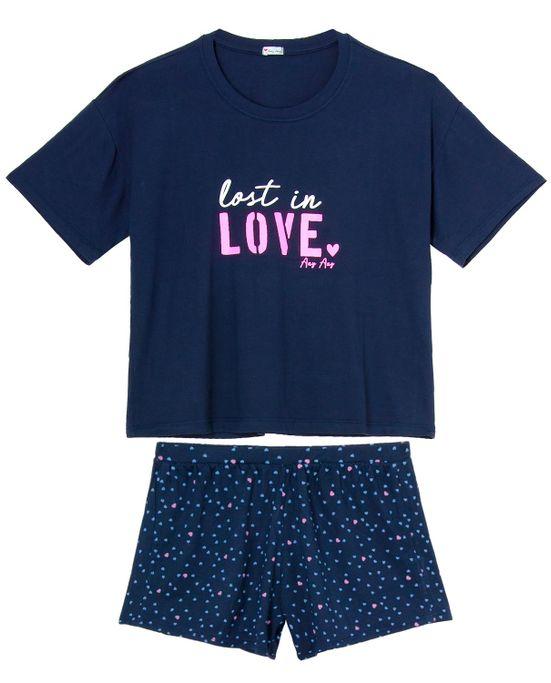 Pijama-Feminino-Curto-Any-Any-Visco-Premium-Love