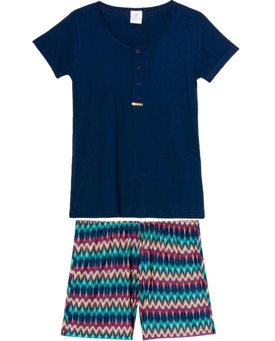 Pijama-Feminino-Curto-Toque-Viscolycra-Psicodelico