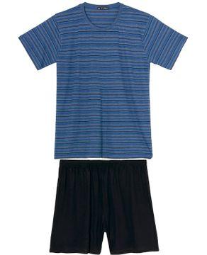 Pijama-Masculino-Curto-Toque-Viscolycra-Listras