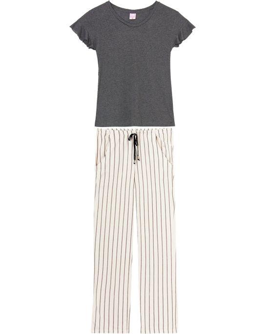 Pijama-Feminino-Lua-Encantada-Viscose-Calca-Listras