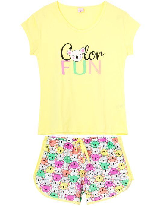 Shortdoll-Lua-Encantada-Algodao-Coalas-Color-Fun
