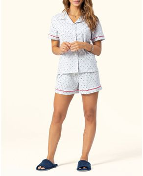 Pijama-Feminino-Aberto-Lua-Encantada-Malha-Peixinhos