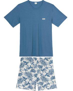 Pijama-Masculino-Lua-Encantada-Algodao-Tropical