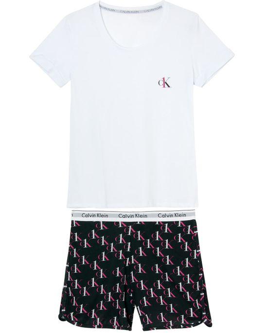 Pijama-Feminino-Calvin-Klein-Algodao-Short-CK-One