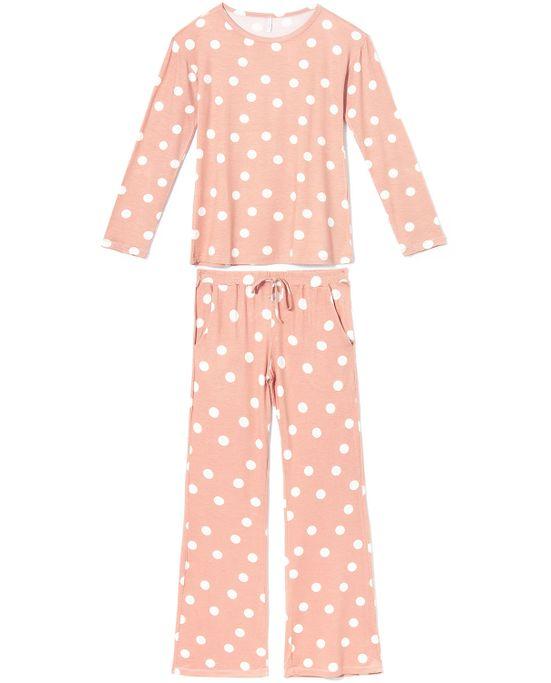 Pijama-Feminino-Longo-Joge-Viscolycra-Maxi-Poa
