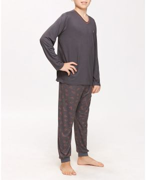 Pijama-Infantil-Masculino-Recco-Visco-Stretch-Origamis