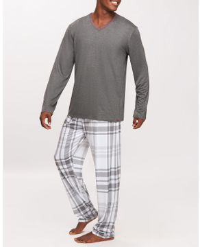 Pijama-Masculino-Recco-Visco-Stretch-Calca-Flanelada