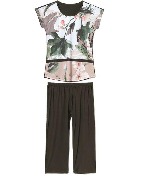 Pijama-Capri-Recco-Visco-Stretch-Floral