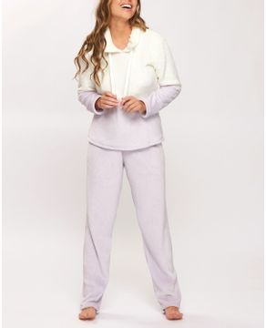 Pijama-Feminino-Recco-Fleece-Recortes