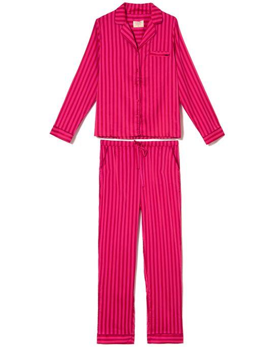 Pijama-Longo-Feminino-Aberto-Lua-Lua-Satine-Listras