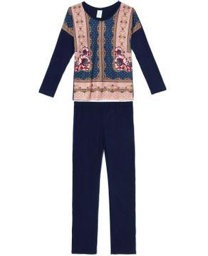 Pijama-Feminino-Longo-Toque-Poliplex-Lenco