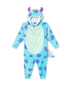 Pijama-Fantasia-Infantil-Sulley-Monstros-S.A.-Zona