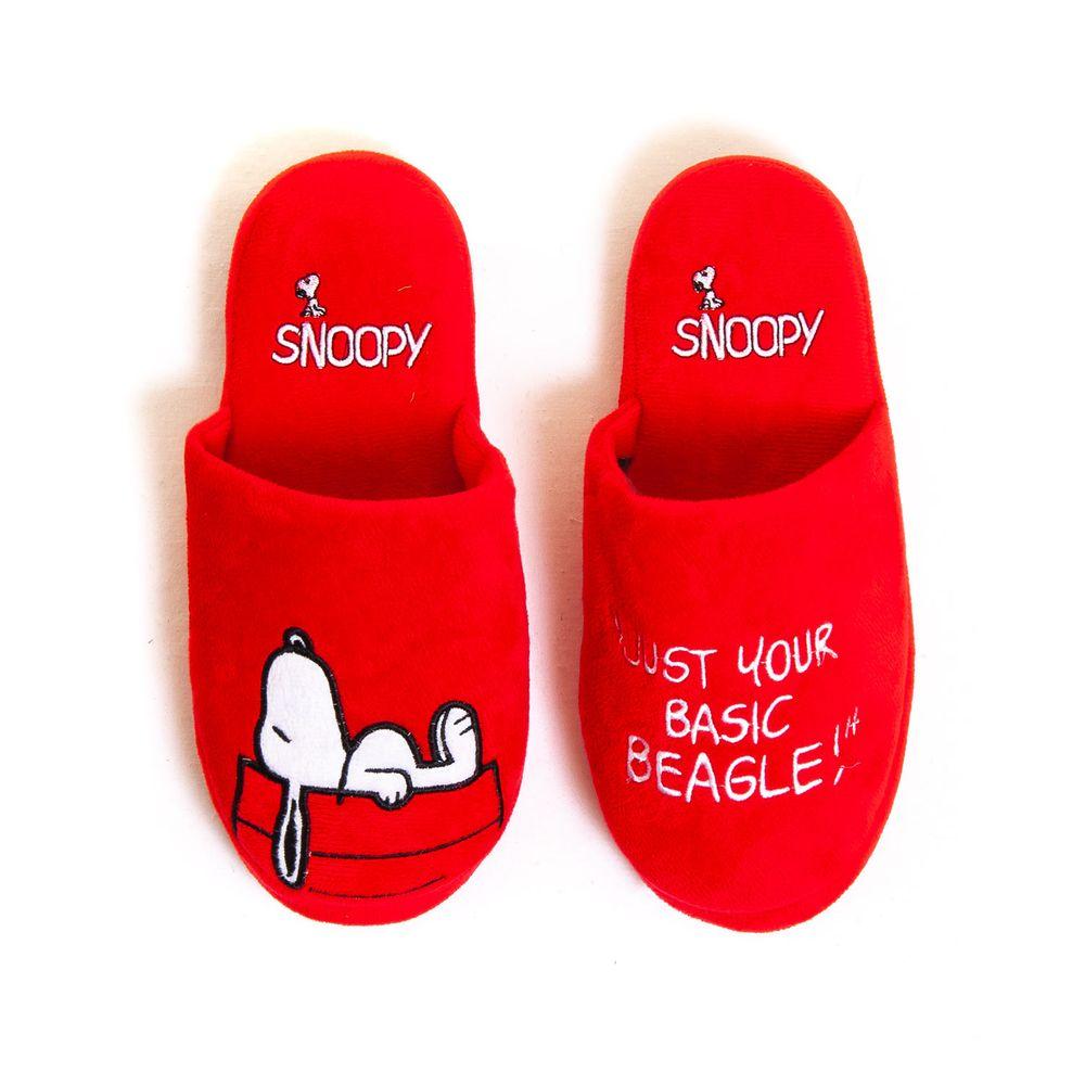 Chinelo-de-Quarto-Snoopy-Zona-Criativa