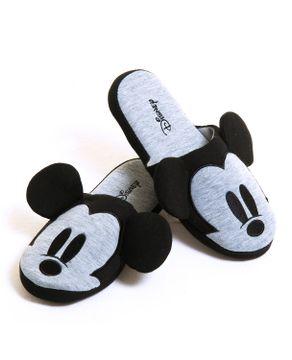 Chinelo-de-Quarto-Mickey-Disney-Zona-Criativa
