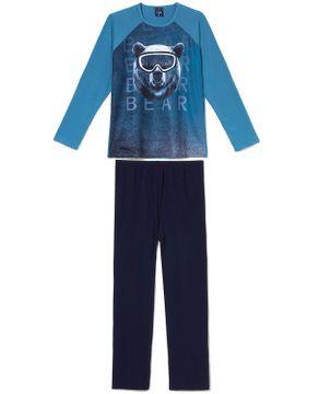 Pijama-Longo-Masculino-Toque-Molecotton-Urso